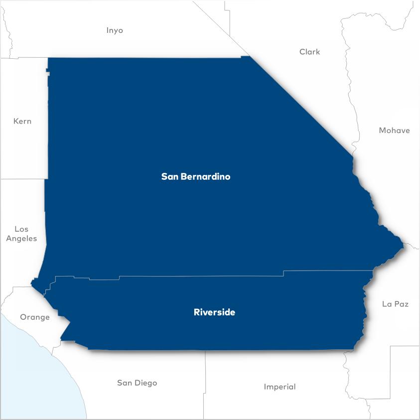 california area inland empire