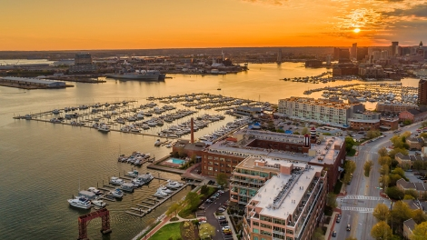 Baltimore Real Estate Market Trends Fall 2020