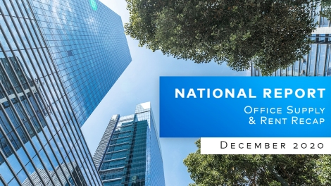 CommercialEdge December National Office Report