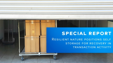 Self Storage Transactions