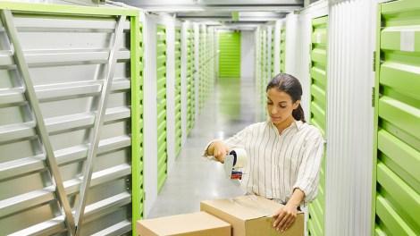 Yardi Matrix Self Storage Bulletin January 2021