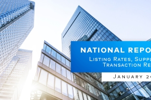 CommercialEdge Office National Report February 2021