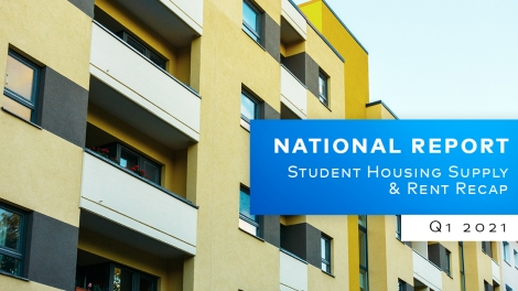 Yardi Matrix Student Housing Report Q1 2021