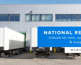 CommercialEdge Industrial National Report - March 2021