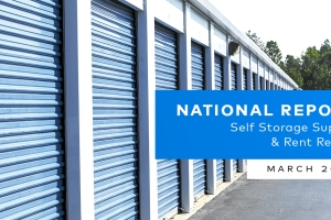 Yardi Matrix Self Storage Report February 2021