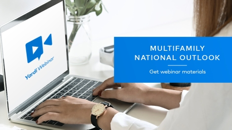 Webinar Recap Yardi Matrix Multifamily National Outlook Spring 2021