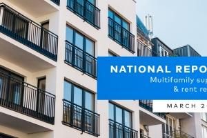Yardi Matrix National Multifamily Report March 2021