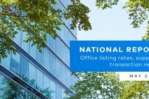 Yardi Matrix Office National Report May 2021