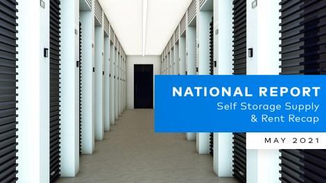 Yardi Matrix National Report Self Storage Report April 2021