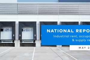 Yardi Matrix Industrial Real Estate Market Trends May 2021
