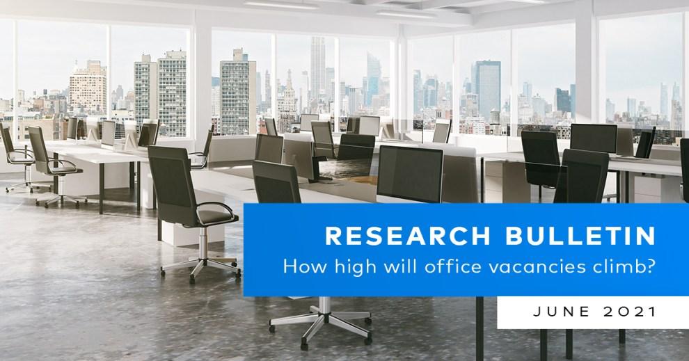 Yardi Matrix Bulletin Office Analysis June 2021