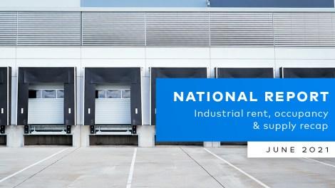 Industrial Real Estate Market Trends June 2021