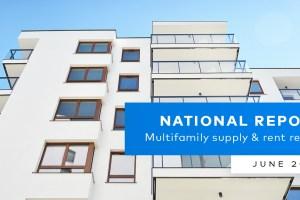 Yardi Matrix National Report Multifamily June 2021