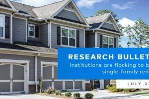 Matrix Special Report Single Family Rentals