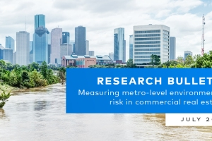 Yardi Matrix Analyzes Environmental Risk in Commercial Real Estate