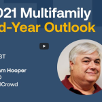 Yardi Matrix Featured on RealCrowd Podcast 2021 Multifamily Mid Year Outlook