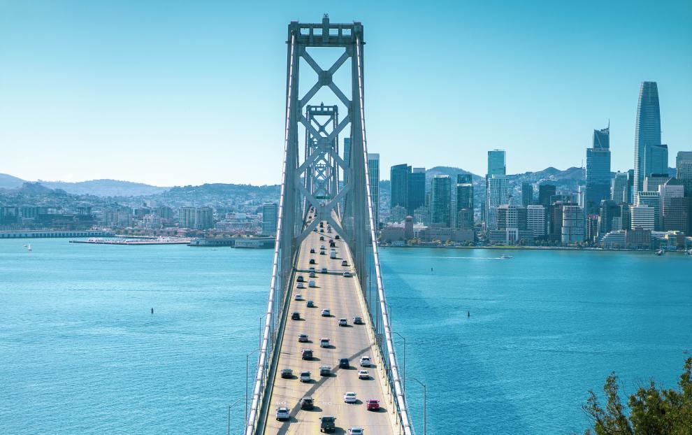 Bay Bridge Trail, San Francisco