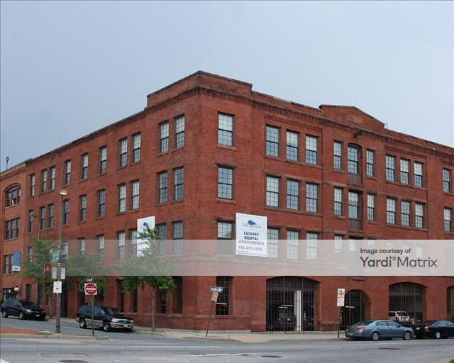 121 south fremont avenue 21201 baltimore md sail cloth factory